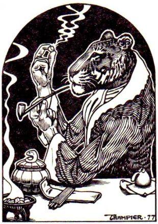 1st Edition Rakshasa, Art from Forgotten Realms wiki