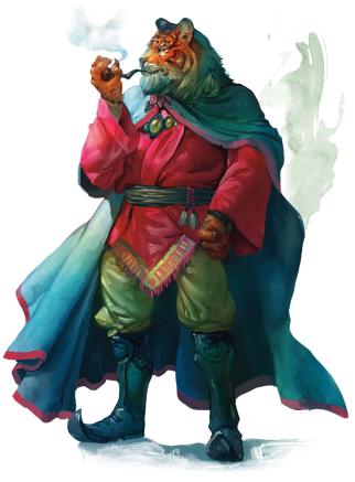 5th Edition Rakshasa, Art from Forgotten Realms wiki